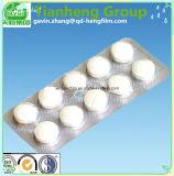Bolla farmaceutica che sigilla la pellicola rigida del PVC per le capsule impaccanti