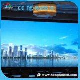 호텔 광고를 위한 높은 광도 P3.91 P6.25 LED 실내 전시