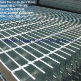 Suelo de acero galvanizado de la red de la INMERSIÓN caliente para la plataforma y el foso