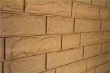 Linha de pedra artificial da extrusão do perfil do PVC