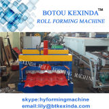 El rodillo automático completo de alta velocidad del azulejo del paso de progresión 1035 que formaba la máquina/esmaltó el rodillo del azulejo que formaba la máquina