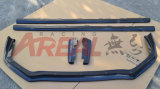 Linhas de fundo Bodykits para WTI 2015 de Subaru Impreza Wrx