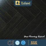 世帯12.3mm E1ミラーのクルミの防水積層の床
