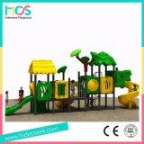 De commerciële Kinderen glijden de Plastic OpenluchtSpeelplaats van de Apparatuur (HS06501)