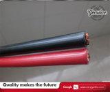 Protezione di gomma Pyrojacket del tubo flessibile con la gomma di silicone della vetroresina
