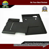 Лоснистый алюминий CNC отделки чернением разделяет части CNC таможни случая iPhone подвергая механической обработке