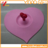 美しく適用範囲が広く熱い販売法の熱抵抗のシリコーンのコップカバー