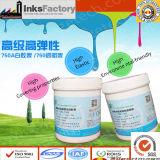 Tintas del Silkscreen de la base del agua para la ropa no tejida, tela hecha punto, materias textiles tejidas