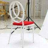結婚式のための熱い販売の金属の現代椅子