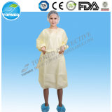 CE/ISO13485 Certificated Disposable Nonowven Gown Insulation
