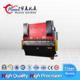 Máquina de dobra do freio da imprensa hidráulica do CNC do aço da placa de Wc67y (NC)