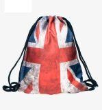 スポーツのショッピングのためのNon-Wovenドローストリング袋