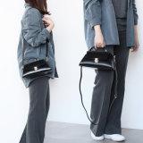 08331. A forma das bolsas do desenhador do saco das senhoras das bolsas do saco de couro da vaca do vintage da bolsa do saco de ombro ensaca o saco das mulheres