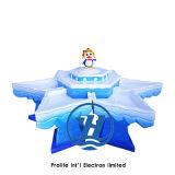 Vector interesante de la arena del equipo para los niños (ZJ-OST03-A)