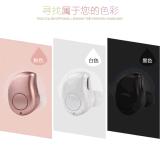 Auscultadores estereofónicos sem fio S530 mais o fone de ouvido de Bluetooth