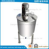 Tanque de mistura líquido sanitário do aço inoxidável da alta qualidade