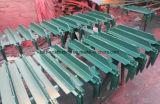 Construção de aço pintado Modular Kwikstage Andaimes