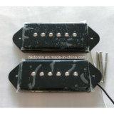 Nero scegliere la raccolta di ceramica della chitarra dell'orecchio di cane P90 della bobina