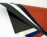 La temperatura alta resiste la tela cubierta silicón de la fibra de vidrio