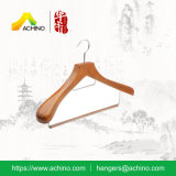 Percha de ropa de madera de lujo funcional multi (ACH207)