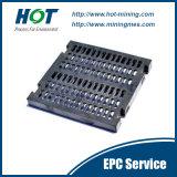 Langer Service haltbares PU-vibrierender Bildschirm-Panel