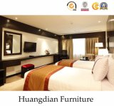 Arabien fertigen moderne Hotel-Schlafzimmer-Möbel kundenspezifisch an (HD874)