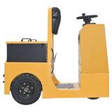 Tipo trattore elettrico del basamento di nuovo stato di 1.0 tonnellate mini di rimorchio