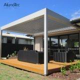자동화된 미늘창 지붕 시스템 Louvered 안뜰 덮개