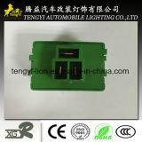 Relais eléctrico el interruptor intermitente de la motocicleta impermeable auto barata del LED 12V