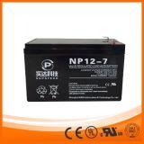 Свинцовокислотная батарея для UPS Np12-7