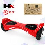 Fabrikant UL2272 van Hx keurde het Slimme Saldo Hoverboard van 8 Duim goed
