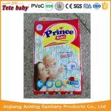 Aduana 2016 de la alta calidad del precio de fábrica Nice Baby Disposable Diaper Fabricantes comunes en China