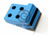 Van de Micro- van de Hulpmiddelen van het Opkrikken van de pijp Bit QS22-003 de Een tunnel gravende Schraper van Hulpmiddelen