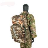 Soem-neues Produkt-große Kapazitäts-wasserdichte Dichte-doppelte Schulter-Nylontarnung, die Jagd-Rucksack wandert