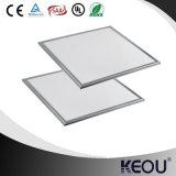 Panneau blanc du panneau 2X2 DEL du bâti 60X60 DEL de panneau d'éclairage LED de panneau de C.P. 80 PF0.9 90lm/W 595X595 DEL