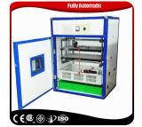 Incubadora automática do ovo da pequena escala aprovada do Ce em Jeddah