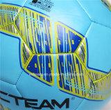 Ссадин-Упорной напечатанный таможней шарик футбола логоса