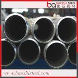 Tubo de acero galvanizado de acero de la INMERSIÓN caliente del tubo del SGS