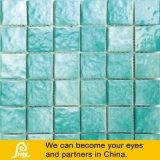 Mosaico de cerámica para la piscina