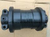 Kato HD 250 Roller Chain Roller para peças de escavadeira e Undercarriage