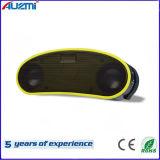 Altavoces sin hilos de Bluetooth del claxon doble portable
