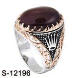 Anello d'argento dei monili 925 di modo con il prezzo di fabbrica