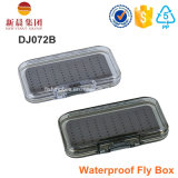 V-Gray Fishing Tackle Waterproof Fly Box
