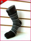 Baumwollzehe-Socken für Männer