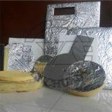 Material de isolação térmica da fibra de vidro para a lâmpada do teto