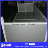 Коробка металла оборачиваемости Китая популярная продавая складная для пользы перевозки