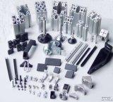 L'oxydation anodisée a expulsé l'extrusion en aluminium de profil avec 2020 séries