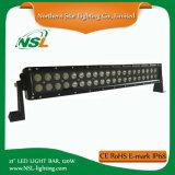 La barra del LED di E-MARK 21 '', 36months impermeabilizza l'inondazione del punto combinata per la jeep ATV, SUV che determina l'indicatore luminoso del camion
