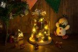 ライトが付いているIvenranのクリスマスツリー