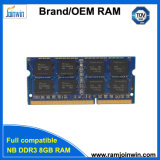 Computerhardware DDR3 8 GB-Notizbuch-Speicher